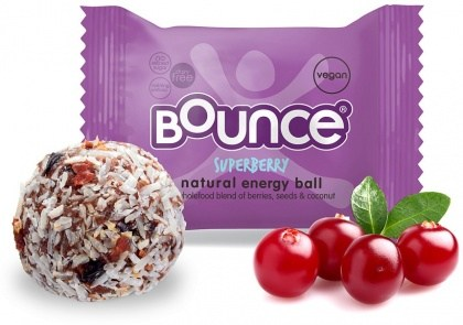 Bounce Superberry Balls  12x42g