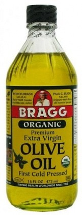 Bragg Olive Oil Cold Pressed Organic 473ml