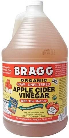 Bragg Apple Cider Vinegar 3.78L
