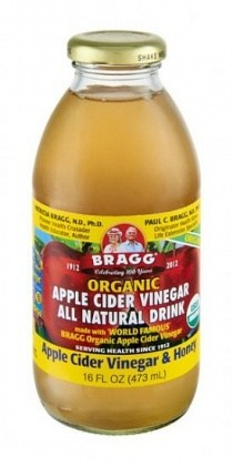 Bragg Organic Apple Cider Vinegar & Honey Drink 473ml