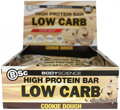 BSc High Protein Bar Cookie Dough 12x60g