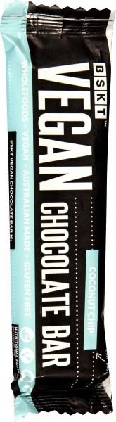 BSKT Vegan Coconut Chip Chocolate Bars  12x45g