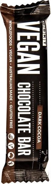 BSKT Vegan Dark Cocoa Chocolate Bars  12x45g