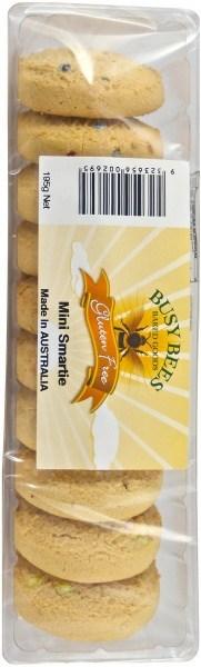 Busy Bees Gluten Free Mini Smartie  195g