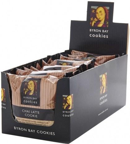 Byron Bay Chai Latte Single Wrapped 60g x 12