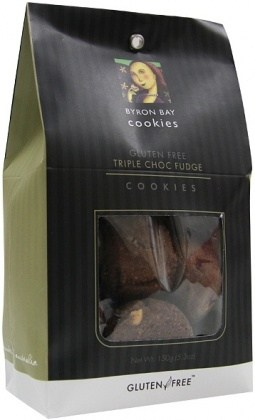 Byron Bay Triple Chocolate Fudge  150g