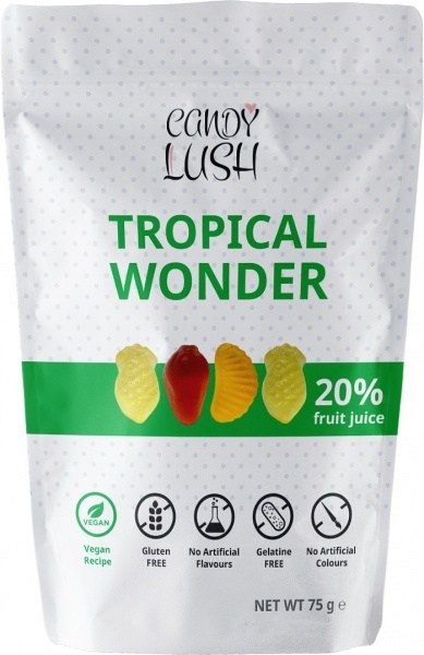 Candy Lush Tropical Wonder  75g