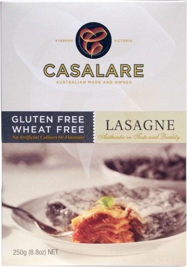 Casalare Lasagne Sheets 250g