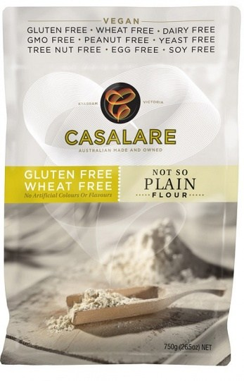 Casalare NOT SO Plain Flour 750g