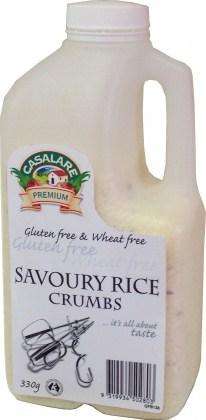 Casalare Rice Crumbs 330g