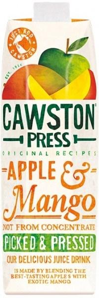 Cawston Press Apple & Mango 1L