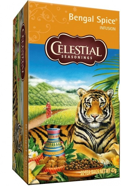 Celestial Seasonings Bengal Spice Tea 20Teabags