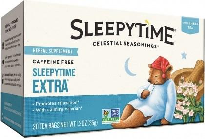 Celestial Seasonings Sleepytime Extra Tea 20Teabags