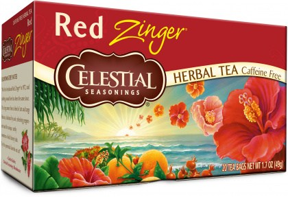 Celestial Tea Red Zinger 20Teabags