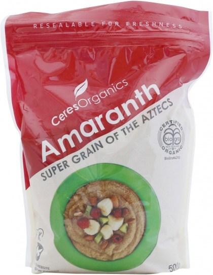 Ceres Organics Amaranth 500g
