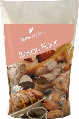 Ceres Organics Besan Flour 800g (Stand Up)