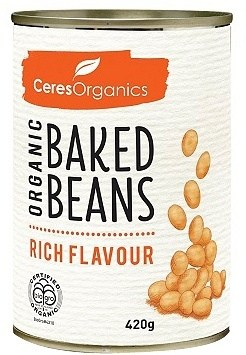 Ceres Organics Bio Baked Beans (Can) 420g