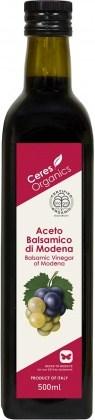 Ceres Organics Bio Vinegar Balsamic 500ml