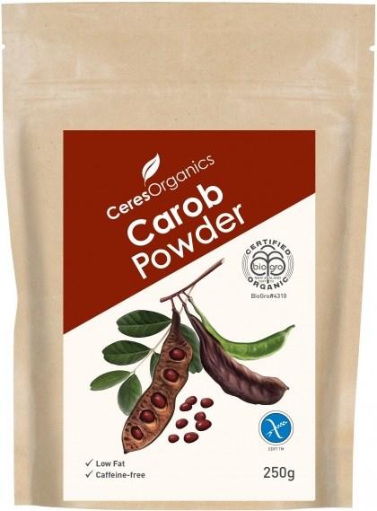 Ceres Organics Carob Powder 250g