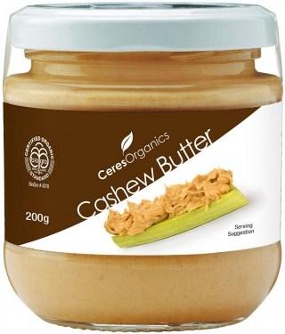 Ceres Organics Cashew Butter 200g