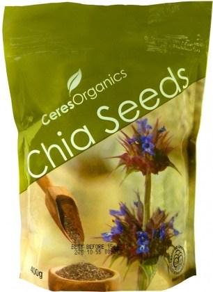 Ceres Organics Chia Seeds 400g