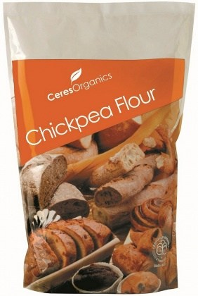 Ceres Organics Chickpea Flour 800g (Stand Up)