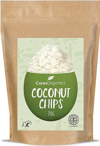 Ceres Organics Coconut Chips 250g