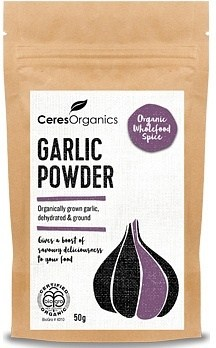 Ceres Organics Garlic Powder 50g