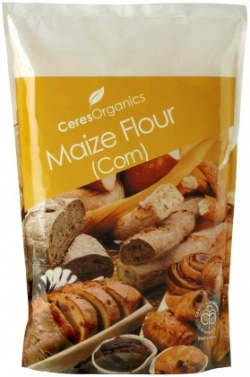 Ceres Organics Maize (Corn) Flour 800g