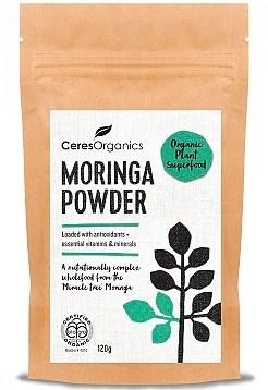 Ceres Organics Moringa Powder 120g