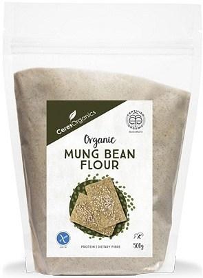 Ceres Organics Organic Flour Mung Bean 500g