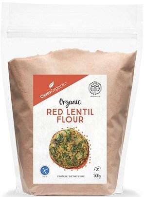 Ceres Organics Organic Flour Red Lentil 500g