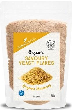 Ceres Organics Organic Savoury Yeast Flakes 100g
