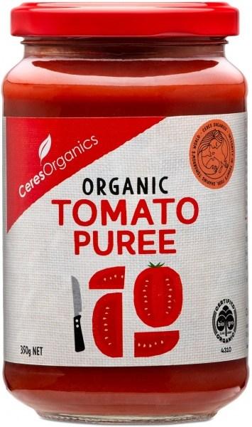 Ceres Organics Organic Tomato Puree 350g