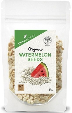 Ceres Organics Organic Watermelon Seeds 125g