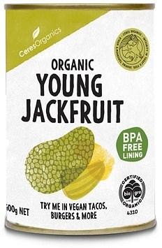 Ceres Organics Organic Young Jackfruit Can 400g