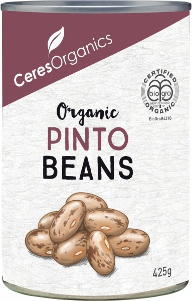 Ceres Organics Pinto Beans 425g (Can)