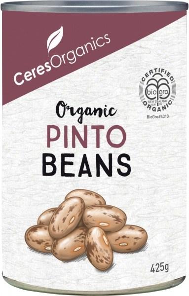 Ceres Organics Pinto Beans 425g (Can)