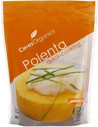 Ceres Organics Polenta Quick Cooking 400g