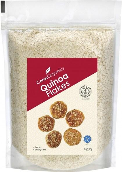 Ceres Organics Quinoa Flakes 420g