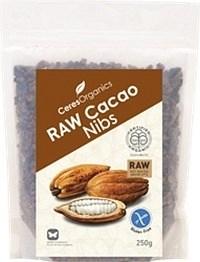 Ceres Organics RAW Cacao Nibs 250g