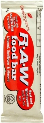 Ceres Organics Raw Food Bar LSA 16x50g