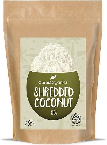 Ceres Organics Shredded Coconut 300g
