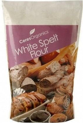 Ceres Organics Spelt Flour White 400g