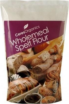 Ceres Organics Spelt Flour Wholemeal 400g