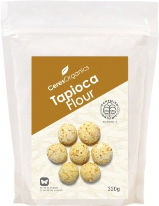 Ceres Organics Tapioca Flour 320g