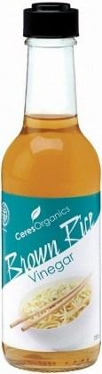 Ceres Organics Vinegar Brown Rice 250ml