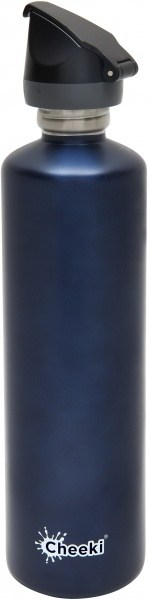 Cheeki Active Single Wall Bottle Ocean 1L
