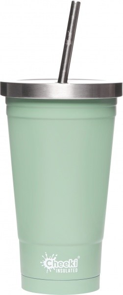 Cheeki  Insulated Tumbler Pistachio 500ml