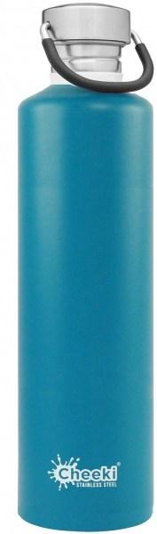 Cheeki Stainless Steel Classic Bottle Topaz 1L